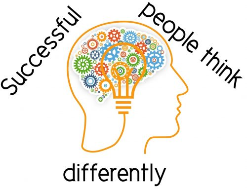 Successful People Think Differently